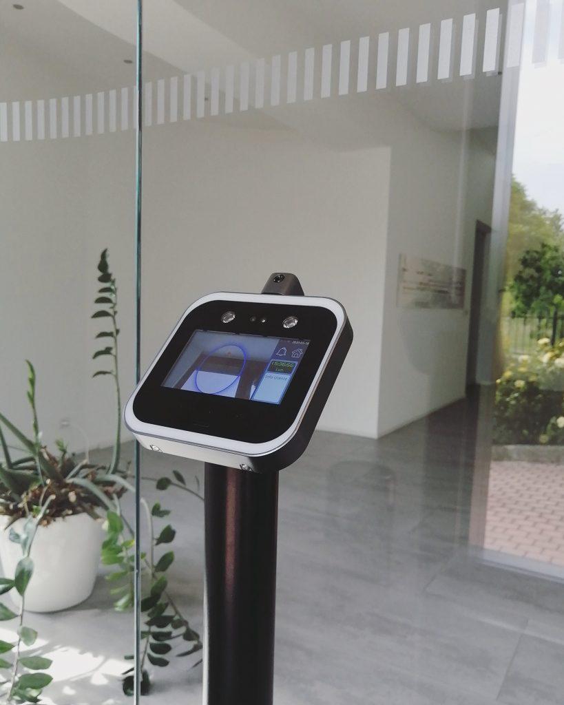 Biometric Access Smart System